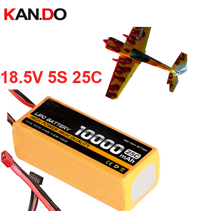 5s 25c 18.5v 10000mah airplane model battery 10000mah aeromodeling drone battery aircraft li-poly battery 25C airplane battery