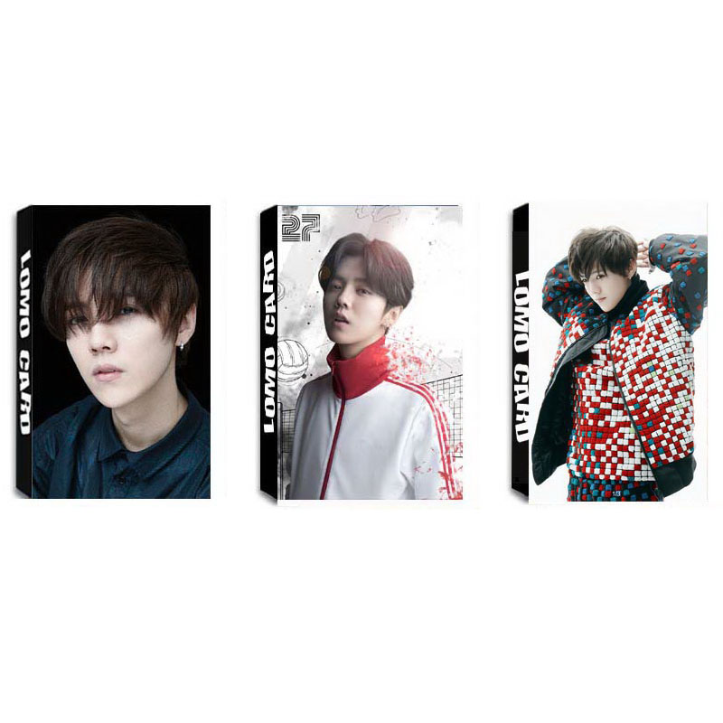 United Yanzixg Kpop Exo Luhan Self Made Paper Lomo Card Photo Card Hd Photocard Fans Gift Collection Aromatic Character And Agreeable Taste Beads & Jewelry Making
