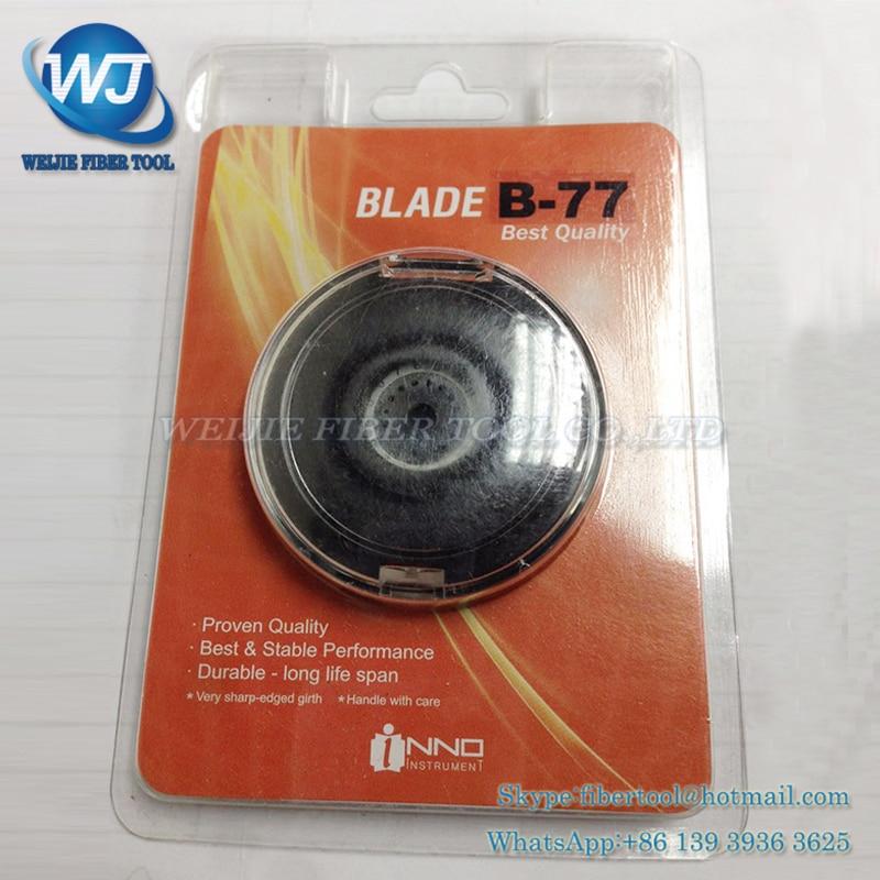 Original INNO B 77 VF 78 vf 15 vf15 v7 fiber cleaver blade IFS 15 IFS