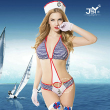 9718 Exotic Apparel Women Sexy Lingerie Hot Women Underwear Fantasias Erotic Sexy Sailor Costumes Halloween Costumes for Women