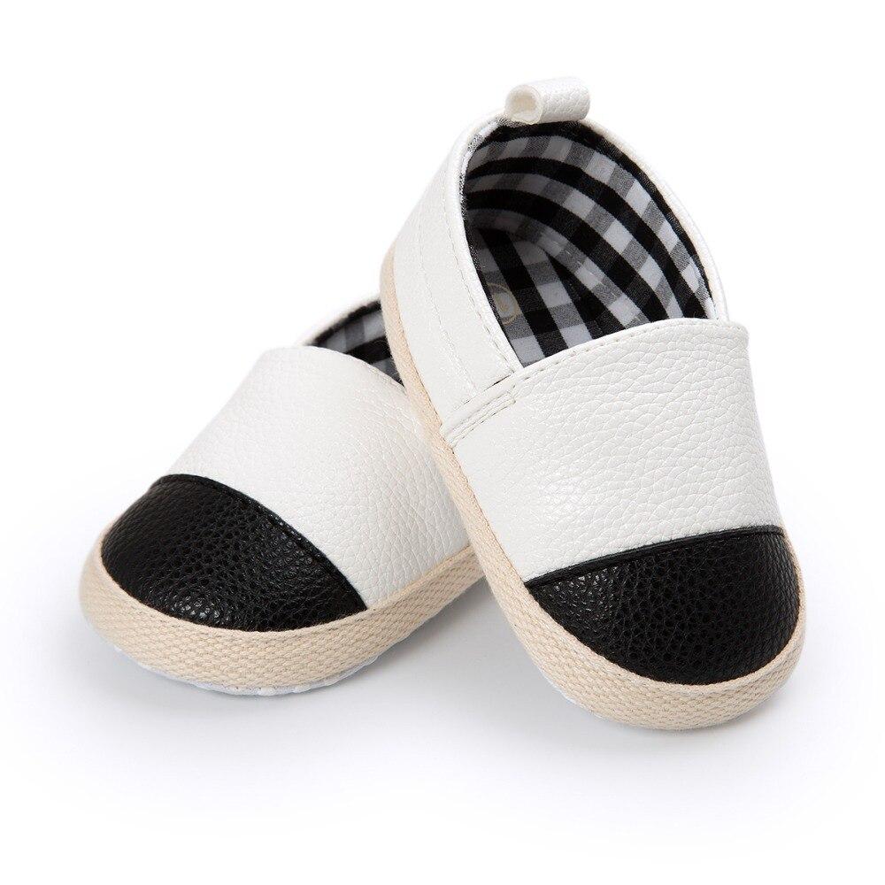 4 kleuren merk lente / herfst baby schoenen mode gouden pu lederen - Baby schoentjes - Foto 4