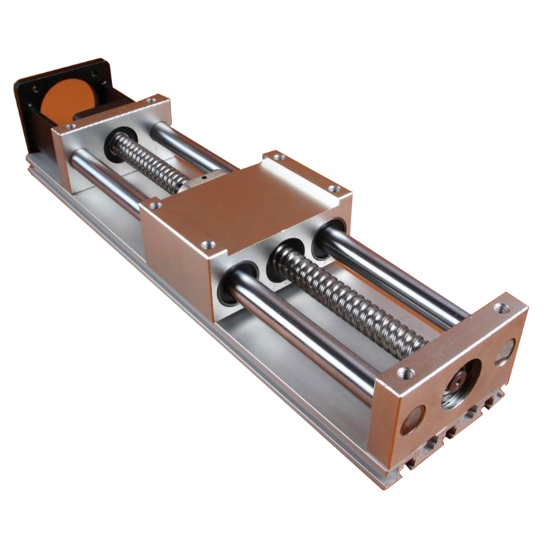C90 module linear linear slide guide/ball screw cross table 100 stroke