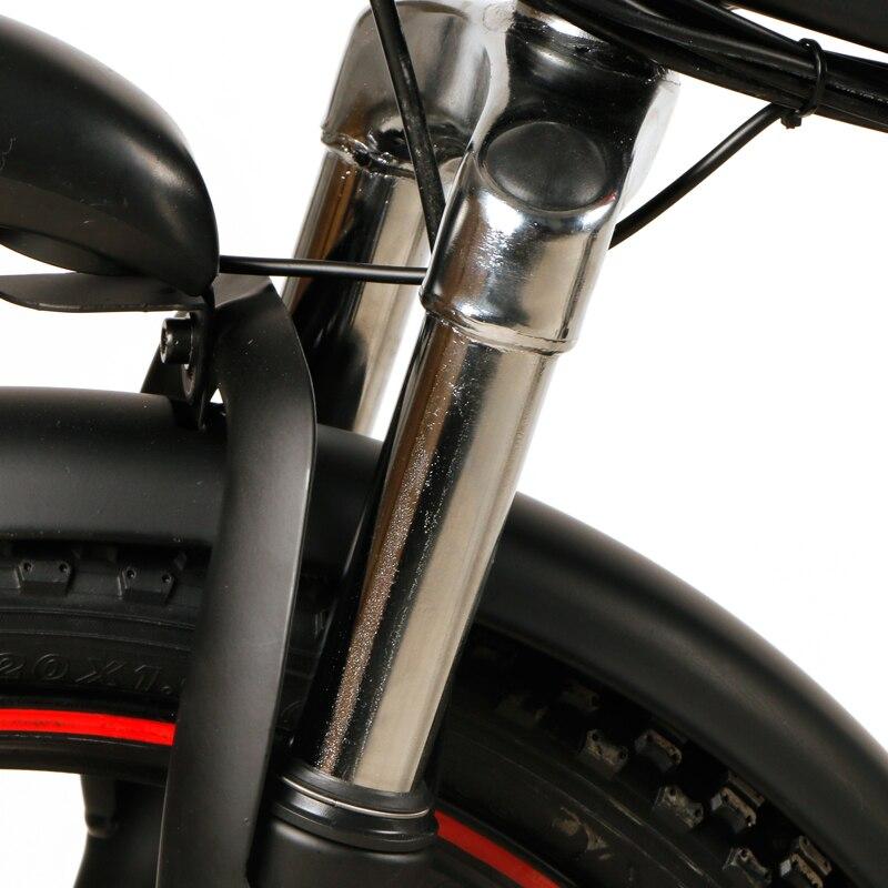 Samebike 20LVXD30 алюминиевый сплав складной электрический велосипед 48V8AH Макс 25 км/ч 20