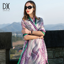 2017 New Print Chiffon Scarves Women Muslim Hijab Spring And Autumn Georgette Womens Silk Scarf From India Bandana Face Shield