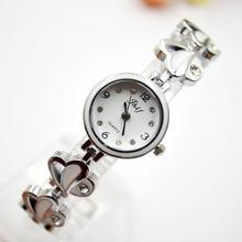 Impermeabilização Temperamento Relógio de Diamantes Coreano Lady Bracelet Watch Moda Simples Relógio De Quartzo Diamante High-end Set Moda Wome