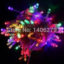 font b led b font font b string b font light AC110V 220V colorful holiday