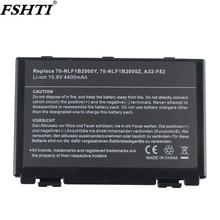 מחשב נייד סוללה עבור Asus A32 f82 K50id K50AF K51AC K51AB K51AE K40in k50in K40ij K40 K50ij k50c K60ij K70ab K70ic K70io
