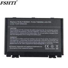 Laptop Battery For Asus A32 f82 K50id K50AF K51AC K51AB K51AE K40in k50in K40ij K40 K50ij k50c K60ij K70ab K70ic K70io