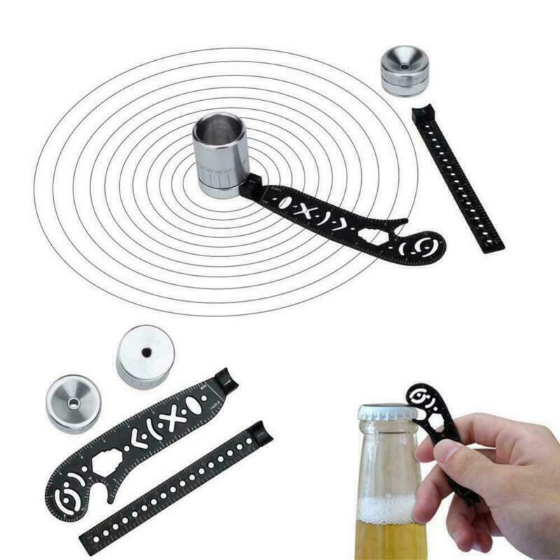 Magcon Ultimate Design Tool Mini Compass Protractor Combo-Circles Drawing The Most Versatile And Portable Tool New Arrivals
