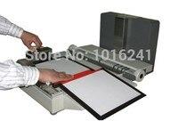 Nowy montażu Podtynkowego album fotoksiążki mounter maszyna do produkcji 12x12 cal. zaawansowany model