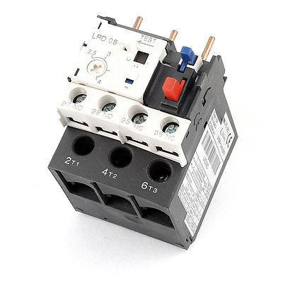 LRD08C 2NO+2NC Thermal Overload Protection Relay Ui 690V thermal overload relay 5 2 8a 7 11a 9 13a th n12kp overload protection