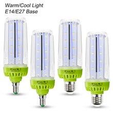 E27 Corn Bulb LED Lamp Light 110V E14 Lamp LED Bulb 10W 15W 20W Lampada LED Light 220V No Flicker Energy Saving Lighting 5736SMD