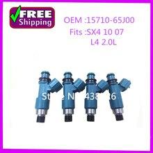 Высокое качество Топливной форсунки oem 15710-65J00 1571065J00