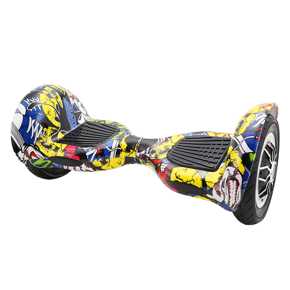 10inch Two Wheels Hoverboard or Electric Skateboard with Smart Balance UL2272 29