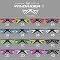 2.42 M Grande Poder Desporto Kite Stunt Kite Quad Linha Ao Ar Livre Incluem Alças De Linha Kite Flying
