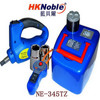 Car Hydraulic Jack With LED Light Electric Wrench Max Top Heavy 1200KG Min Max Height 145
