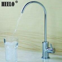 """2 """"Латунь non-lead кухня свежие водопроводной воды очищенной воды кран чистой воды кран"""