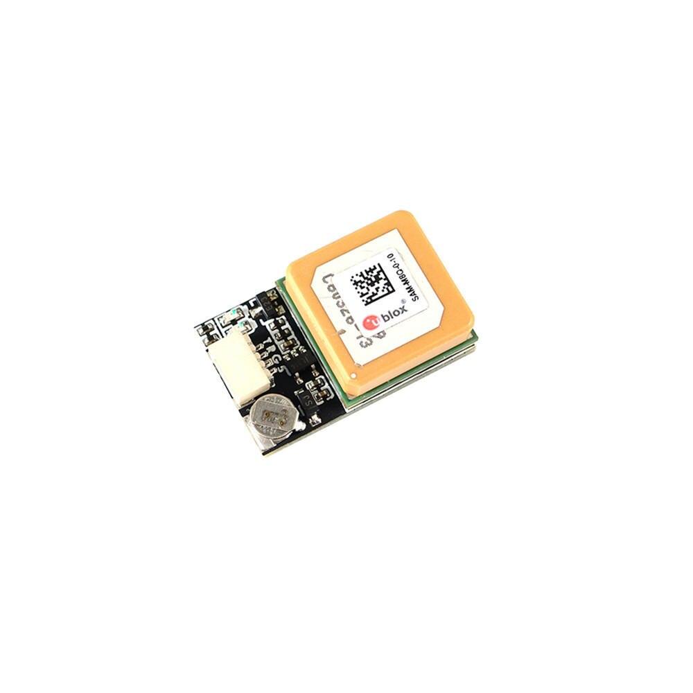 Matek Sistemas QZSS SAM-M8Q Suporte Módulo GPS GLONASS Galileo SBAS para Corridas de RC Zangão FPV