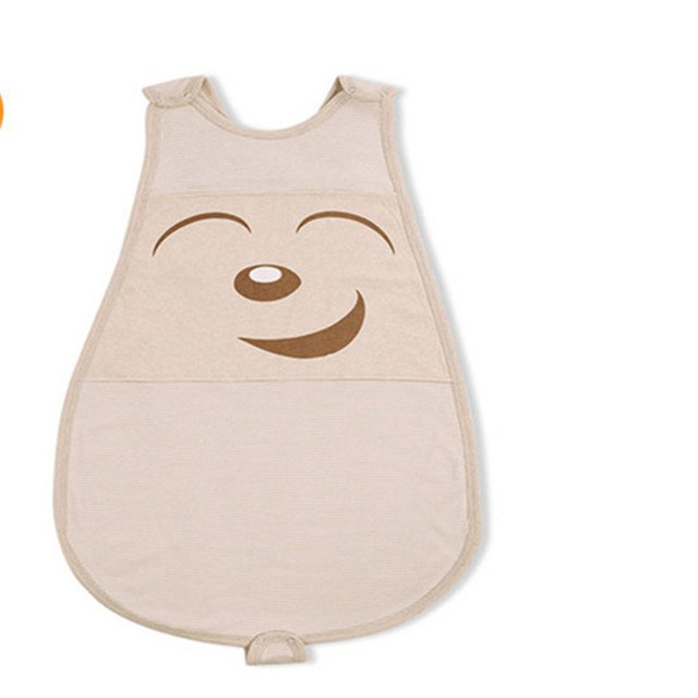 Organic cotton bag with a non - sleeve sleeping bag baby anti kick quilt spring summer thin A-XBK-XD-001