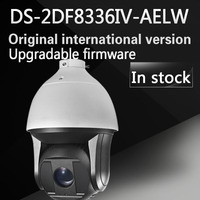 Free Shipping English Version DS 2DF8336IV AELW 3MP High Frame Rate Smart PTZ Camera 36X Optical