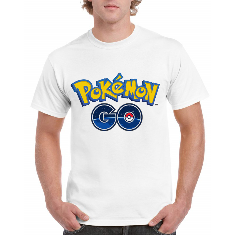 Pokemon Go Men T-shirt Fashion Pikachu Stitch Tops Pikachu In Thor Armor Printed t shirts Short Sleeve Hipster Comics tee