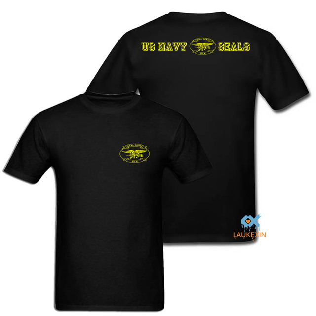 Camisa Do Exército americano EUA Navy Seals Estilo harajuku T-Shirt Dos Homens Da Marca de Verão Top de Manga Curta Verão camiseta vetement homme