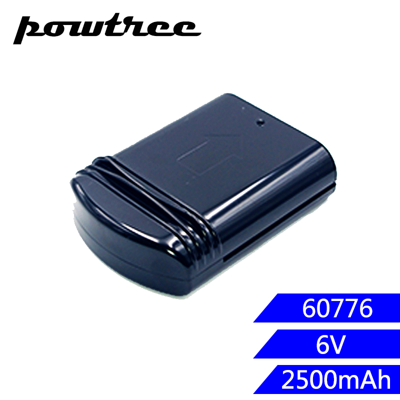 6V 2500mAh Ni MH Rechargeable Battery For Eureka 60776 39150 for Eureka 96 Series 96DZ 96JZ 96A 68112 in Replacement Batteries from Consumer Electronics