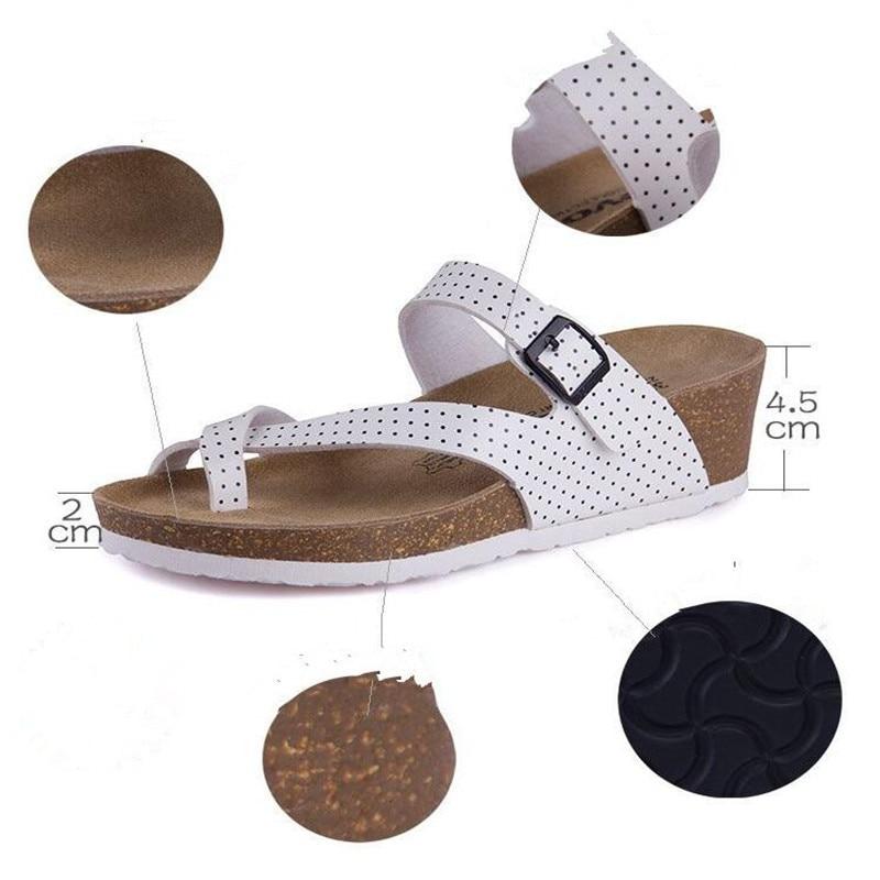 40 silver red Tacones black Playa Altos Gladiador Cuñas Zapatillas Corcho Verano pink Manera Tamaño Sandalias 2017 Mujeres White Zapatos 35 La Mujer De F1xTFqB