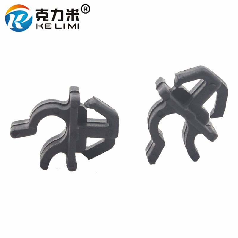 30x Hood Prop Rod Support Clip Clamp Holds 8mm Rod A14732 For Toyota 5345514020