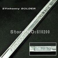 Freeshipping 450g 63 Tin 37 Soldering Bar High Oxidation Electrolytic Solder Soldering Tin Bar FOR Solder