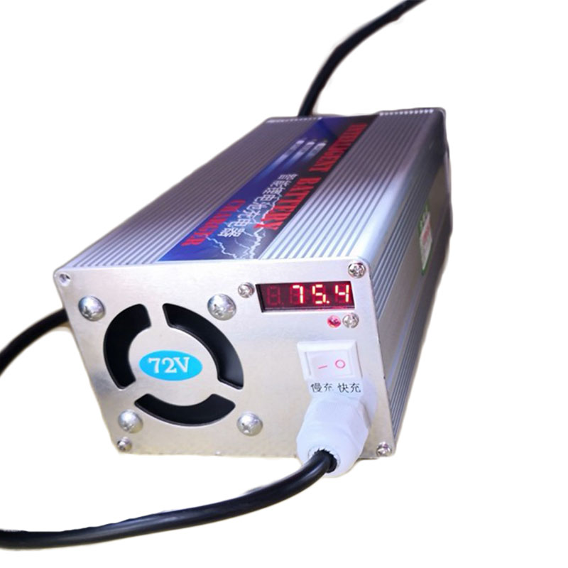 Smart 10A 15A lifepo4 Lithium iron Battery Charger 79 8V 87 6V 79 8V 88 2V
