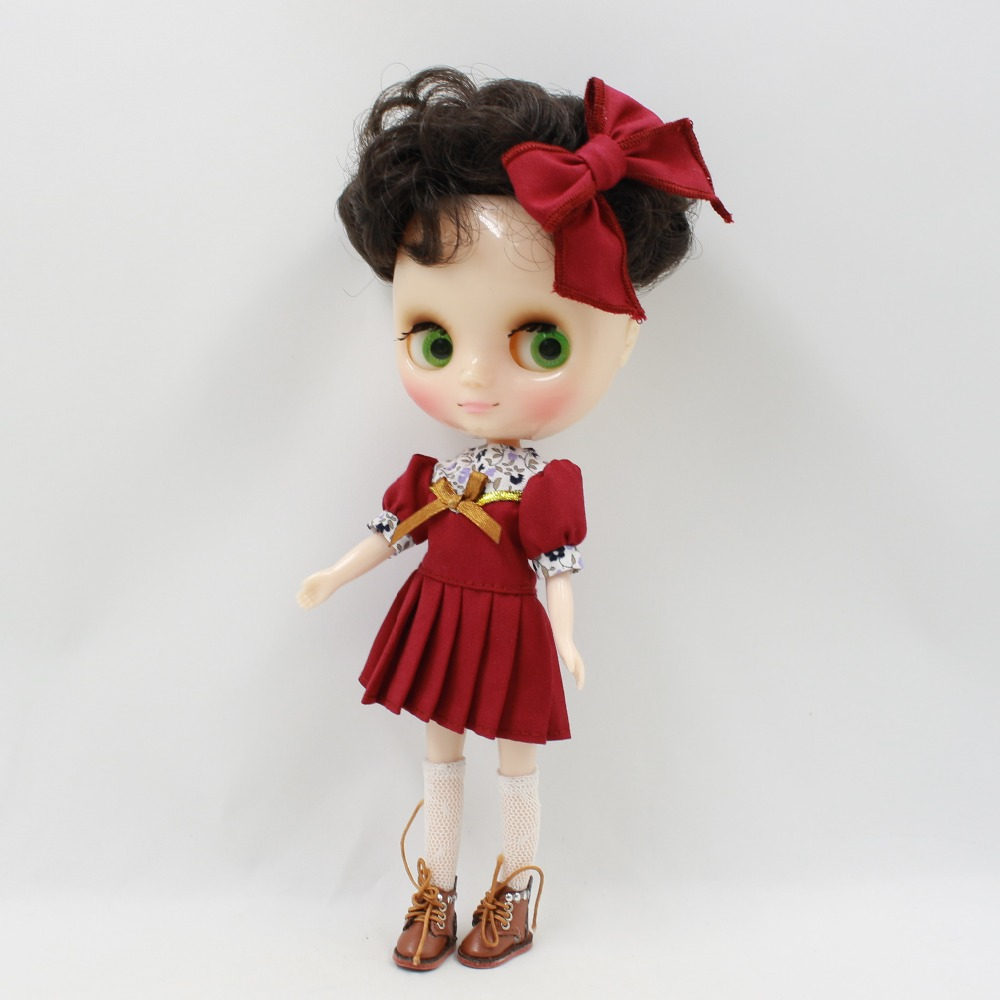 Middie Blythe Doll Outfit Clothes With Headdress 1
