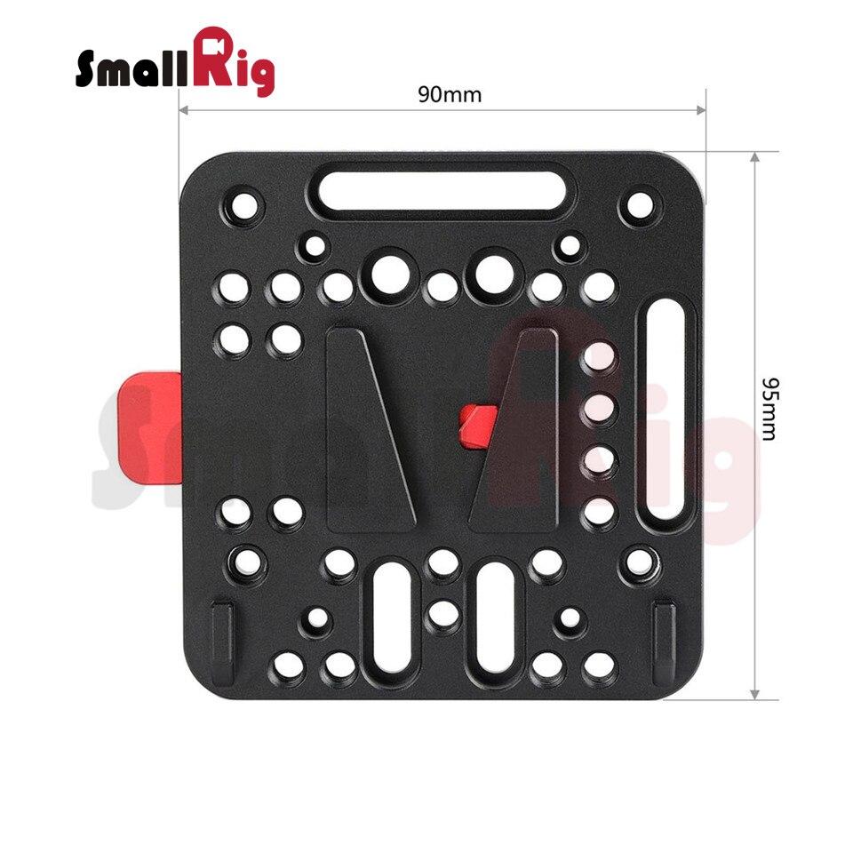 SmallRig Kamera Video Batareya Plitəsi V-Lock Quraşdırma Dəsti, - Kamera və foto - Fotoqrafiya 3