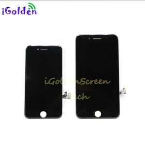 Image 4 - ЖК экран без битых пикселей Tianma для Apple iPhone 7, 7g, 7 plus, 7 +, ЖК дисплей, стекло с сенсорным дигитайзером в сборе, мобильный телефон