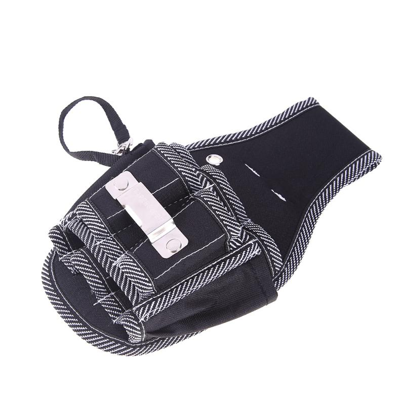 Multifunction Hardware Mechanics Canvas Tool Bag Electrician Canvas Tool Bag Belt Utility Kit Pocket Pouch Organizer Bag 1 pcs tool kit pack hardware repair kit tool bag electrician work multifunction durable mechanics oxford cloth bag organizer bag