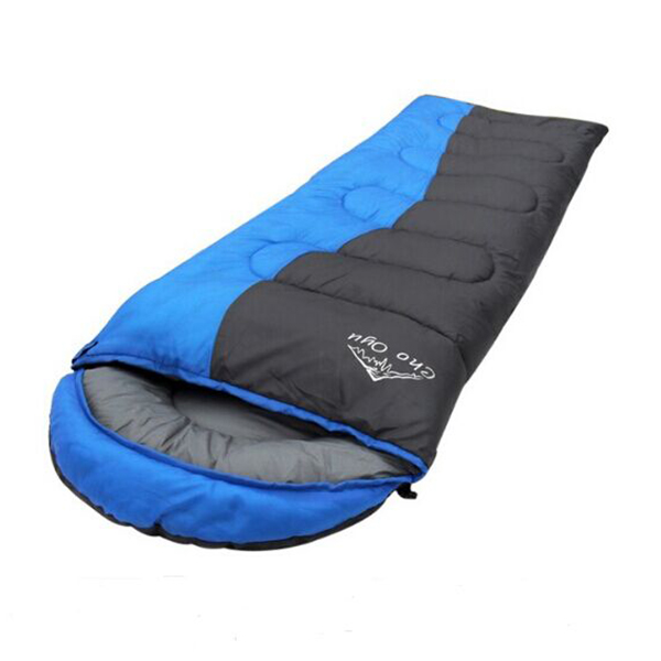 Camp Sleeping Gear New Style 1pc Sleeping Bag Camping Sports Family Bed Outdoor Hunting Hiking