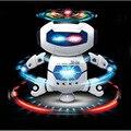 Электронные Электрические Игрушки Мини Танцы Пение Робот Роботы Для Детей Дети Забавный Обучающие Игрушка в Подарок