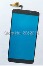 "ZGY Hohe Qualität 5,5 ""Für Alcatel One Touch Idol 3 OT6045 6045Y 6045 karat Touchscreen Digitizer Front Glas objektiv Sensor Panel(China)"