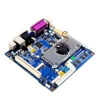 ミニitxマザーボードでインテルatom n455プロセッサ