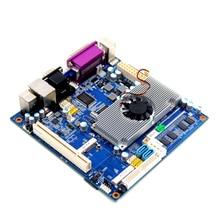 Mini itx motherboards with Intel ATOM N455 Processor, Dual channel DDR3 SO-DIMM, DC 12V