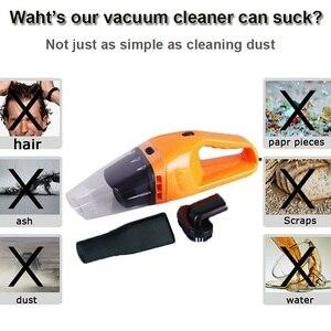 Image 5 - Auto Handheld Stofzuiger 120 W Draagbare Nat en Droog Dual Gebruik Stofzuiger Aspirateur 12 V auto Essentiële cleaning tools