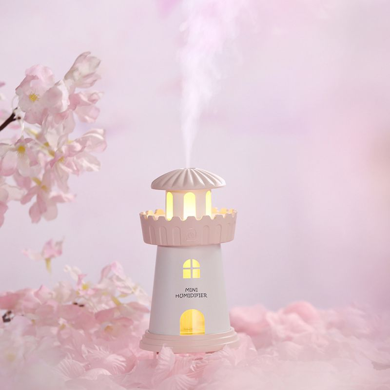 Ultrasonic Air Aroma Humidifier With 5 Color With Lights Electric Aromatherapy Essential Oil Aroma Diffuser 150ML