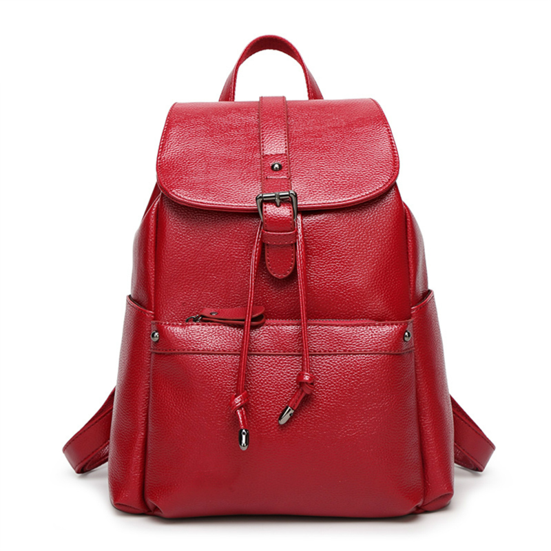 Online Get Cheap Leather Backpack for Women Sale -Aliexpress.com ...