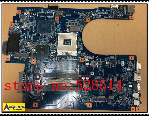 Original MBPT501001 MB.PT501.001 for Acer aspire 7741Z 7741 laptop motherboard je70-cp mb 48.4HN01.01M HM55 DDR3 100% Test ok