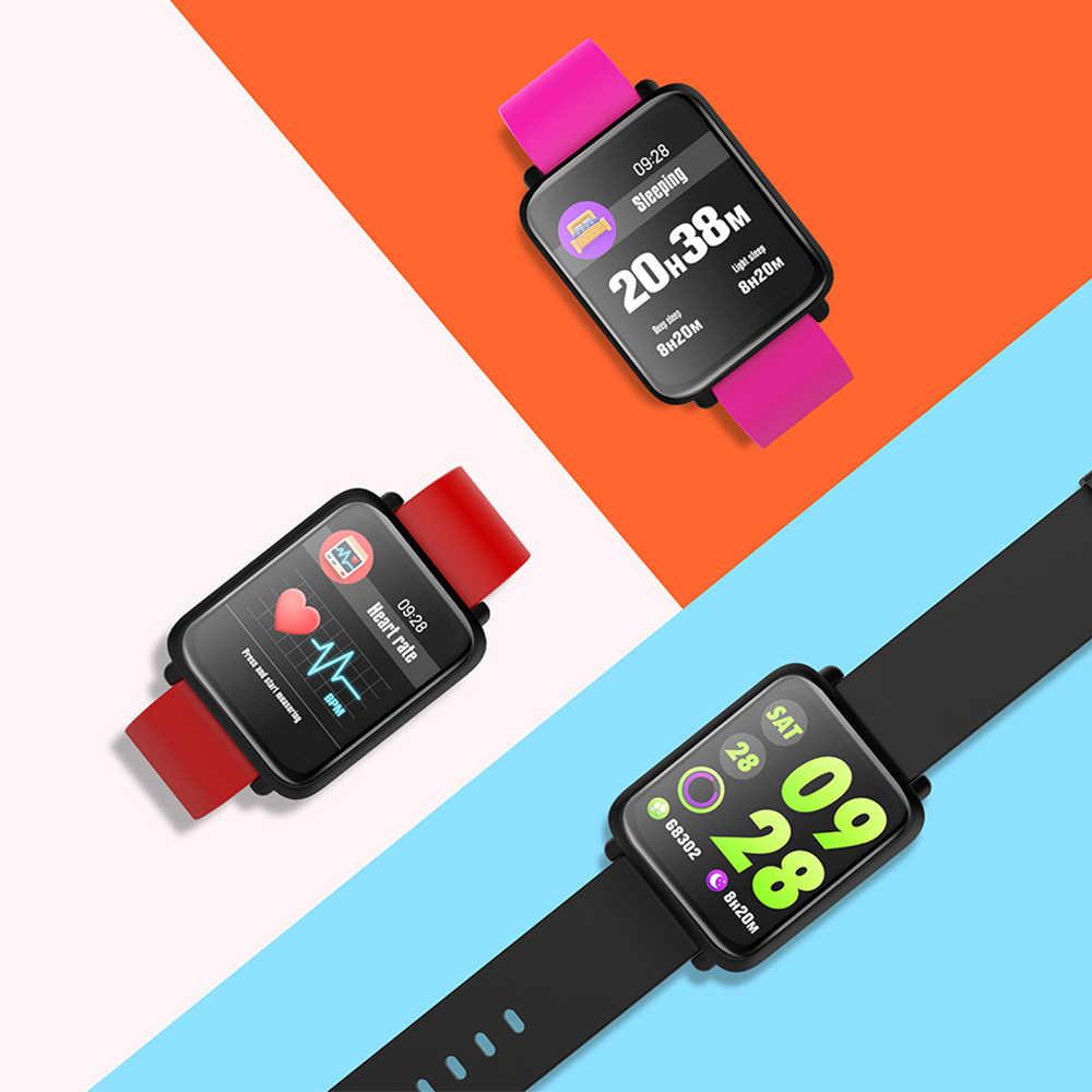 Bluetooth Smart Watch IP68 Waterproof Sport Heart Rate Blood Pressure Smartwatch for Xiaomi Android IOS iPhone reloj inteligente
