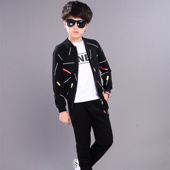 Pakaian Set (Jacket, Tshirt, Pants)  5