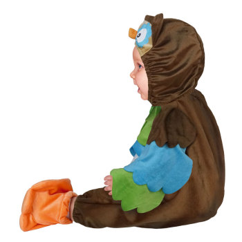 Halloween Infant Toddler Animal Hoot Owl Costume  1