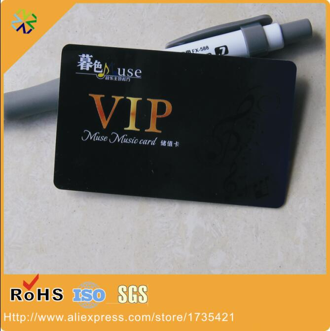 (1000pcs/lot)factory price both side printing pvc business cards with mirror gold/silver foil,barcode card,magnetic strip panel