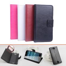 Для Acer Liquid Jade Z case С Бумажник, Good Quality Leather Case + жесткий Задняя обложка Для Acer Liquid Jade Z телефон case cover