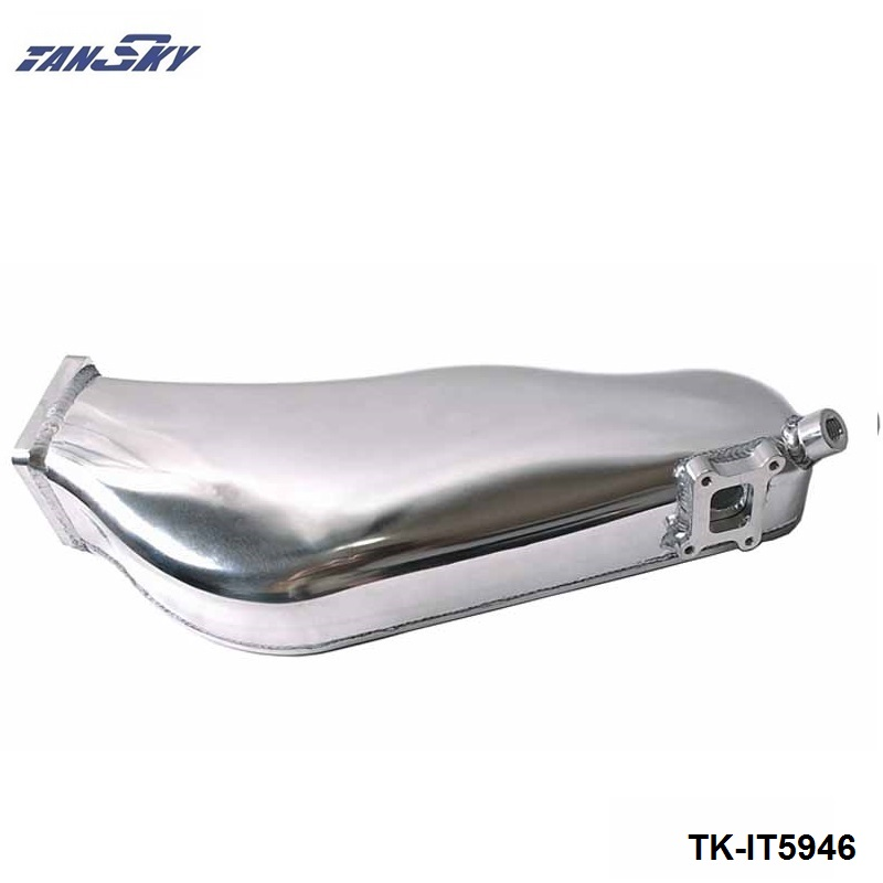 Engine Swap Turbo Intake Manifold For NISSAN RB20 High Performance Polished TK-IT5946 цены